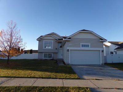 Coeur D'alene Single Family Home For Sale: 2743 W Elmwood Drive