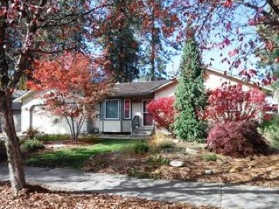 Coeur D'alene Single Family Home For Sale: 3933 N Trevino Dr