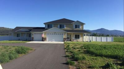 Post Falls Single Family Home For Sale: 14625 W Prairie Ave
