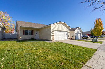 Hauser Lake, Post Falls Single Family Home For Sale: 1502 N Brookhaven Ln