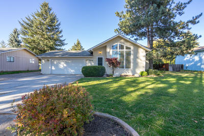 Coeur D'alene Single Family Home For Sale: 4209 W Nez Perce Rd