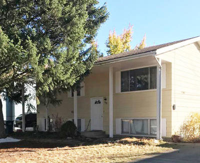Coeur D'alene Single Family Home For Sale: 810 W Marie Ave