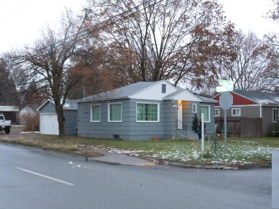 Coeur D'alene Single Family Home For Sale: 533 W Linden Ave