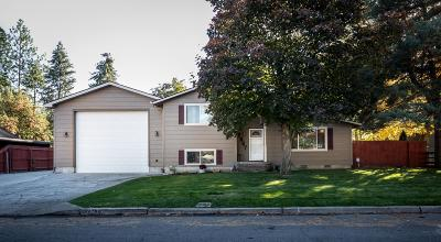 Coeur D'alene Single Family Home For Sale: 2867 W Masters Dr
