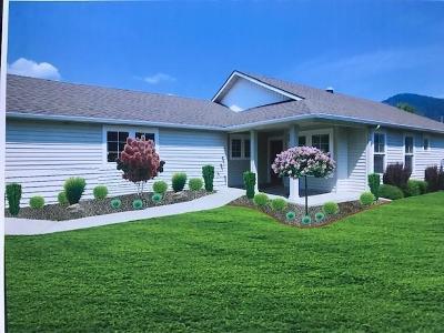 Coeur D'alene Single Family Home For Sale: 1244 E Center Green Loop