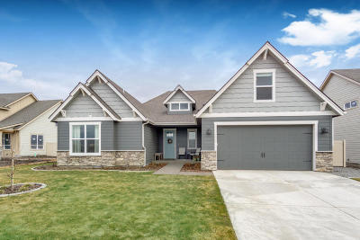 Coeur D'alene Single Family Home For Sale: 7062 N Rendezvous Dr