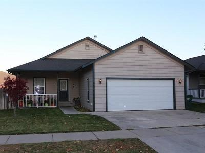 Coeur D'alene Single Family Home For Sale: 4474 N Atlantic Dr