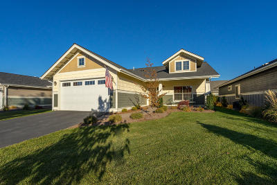 Coeur D'alene Single Family Home For Sale: 3222 N Roughsawn Ln