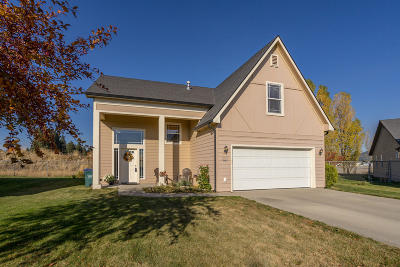 Coeur D'alene Single Family Home For Sale: 1301 W Bering Ave