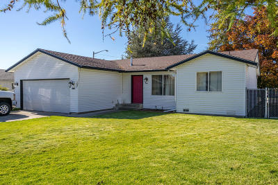 Hauser Lake, Post Falls Single Family Home For Sale: 1207 N Compton St