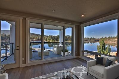 Kootenai County Condo/Townhouse For Sale: 447 W Waterside Dr #301