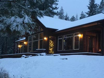 Bonners Ferry Single Family Home For Sale: 91 Pintail Dr