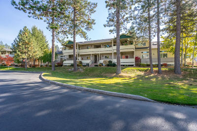 Coeur D'alene Condo/Townhouse For Sale: 363 E Whispering Pines Ln #6