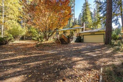 Hayden Single Family Home For Sale: 11710 N Eastshore Dr