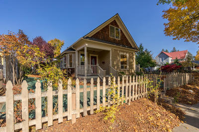 Coeur D'alene Single Family Home For Sale: 905 E Young Ave