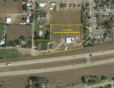 Hauser, Post Falls Residential Lots & Land For Sale: 324 N Corbin Rd