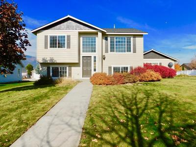 Rathdrum Single Family Home For Sale: 7089 W Majestic Ave