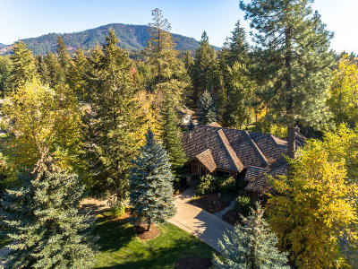 Hayden Single Family Home For Sale: 1460 E Woodstone Dr