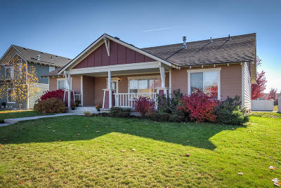 Rathdrum Single Family Home For Sale: 6616 W Soldier Creek Ave