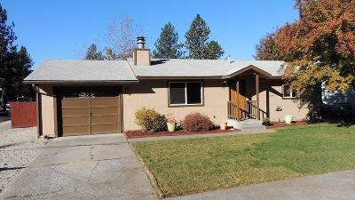 Coeur D'alene Single Family Home For Sale: 3907 N 19th St