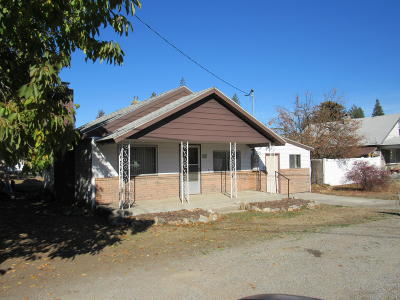 Rathdrum Single Family Home For Sale: 7831 W Pine St