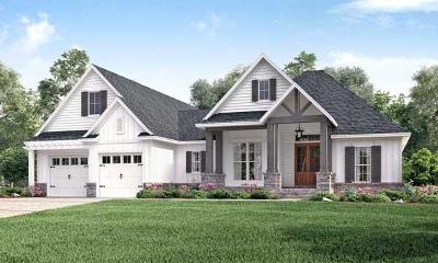 Post Falls Single Family Home For Sale: NKA W Bodine Ave