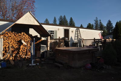 Rathdrum Mobile/Manufactured For Sale: 8569 W Meadow Brook Cir