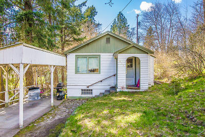 Coeur D'alene Single Family Home For Sale: 511 S 15th St