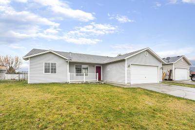 Rathdrum Single Family Home For Sale: 14173 Lauren Loop