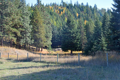 Bonners Ferry Residential Lots & Land For Sale: NNA Labrosse Hill St
