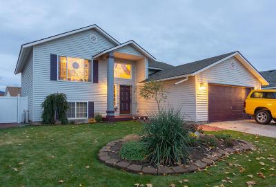 Post Falls Single Family Home For Sale: 4860 W Palmwood Ln
