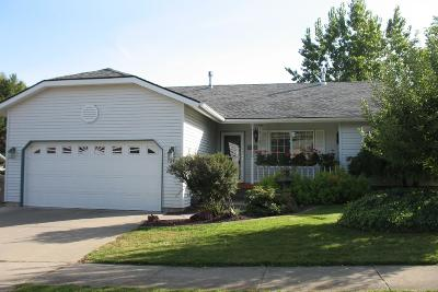 Coeur D'alene Single Family Home For Sale: 1494 W Westminster Ave