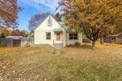 Coeur D'alene Single Family Home For Sale: 1111 E Pennsylvania Ave