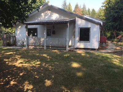 St. Maries ID Single Family Home For Sale: $139,900