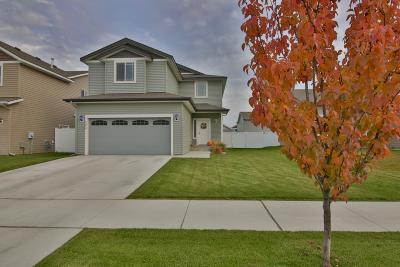 Post Falls Single Family Home For Sale: 8292 N Scotsworth St