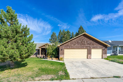 Rathdrum Single Family Home For Sale: 7761 W Meadow Lark Ln