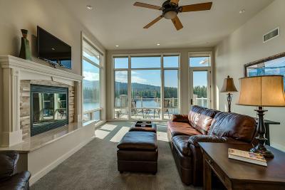 Kootenai County Condo/Townhouse For Sale: 415 W Waterside Dr #401