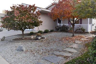 Rathdrum Single Family Home For Sale: 8514 W Grand Teton St