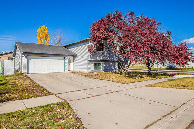 Post Falls Single Family Home For Sale: 1931 N Sawtooth Dr