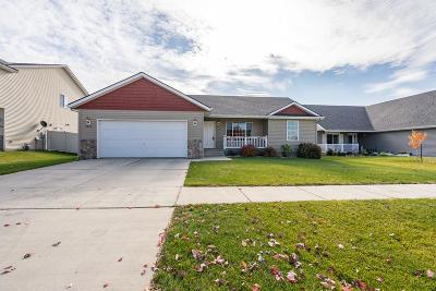 Post Falls Single Family Home For Sale: 2926 E Thrush Dr