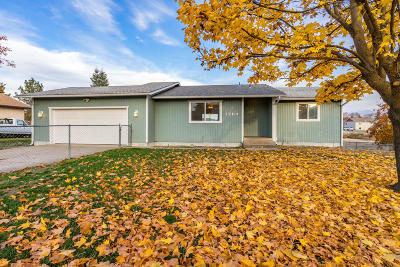 Hauser Lake, Post Falls Single Family Home For Sale: 1264 N American Dr