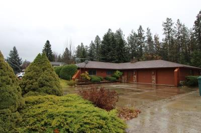Post Falls Single Family Home For Sale: 1616 E Tall Timber Loop