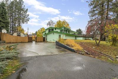 Coeur D'alene, Dalton Gardens Single Family Home For Sale: 3620 N Honeysuckle Dr