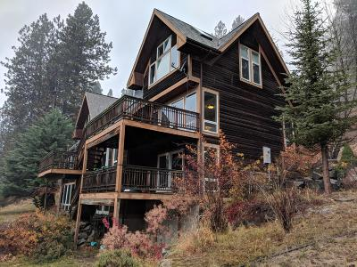 St. Maries Single Family Home For Sale: 89181 N Highway 3
