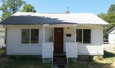 Kellogg Single Family Home For Sale: 710 N Howard St