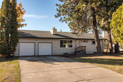 Hauser Lake, Post Falls Single Family Home For Sale: 704 E 8th Ave