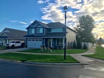 Hayden Single Family Home For Sale: 9569 N Prince William Loop