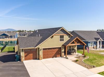 Rathdrum Single Family Home For Sale: 13743 Pristine Circle