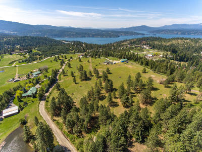 Coeur D'alene Residential Lots & Land For Sale: Lot 3 Nna Cederbloom