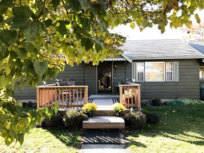 Post Falls Single Family Home For Sale: 1108 E Poleline Ave